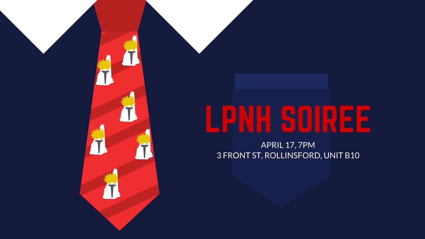 Libertarian Party of New Hampshire Soiree