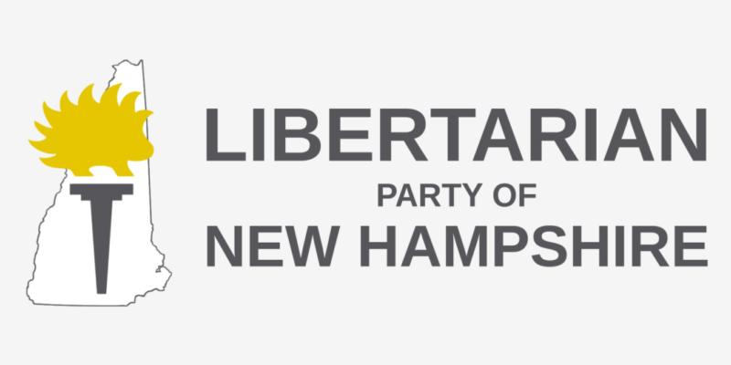 Libertarian Party of New Hampshire logo