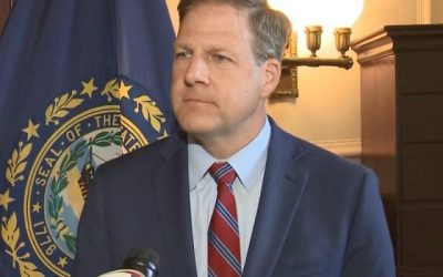 Governor Chris Sununu's Recent Actions Are That Of A Tyrant And Must Be Stopped